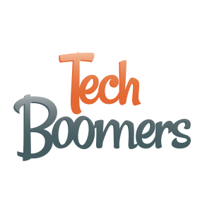 image of Tech Boomers logo